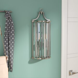 Bunton 1-Light Flush Mount