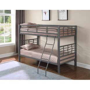 Arago Bunk Twin over Twin Bed