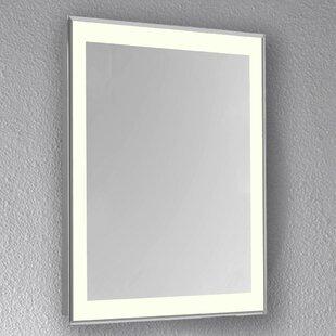 Latitude Run Edge Electric Bathroom/Vanity Mirror