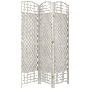 Claribel 3 Panel Room Divider by World Menagerie