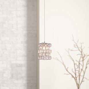 Cross 1-Light LED Geometri..