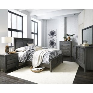 Sweitzer Panel Configurable Bedroom Set
