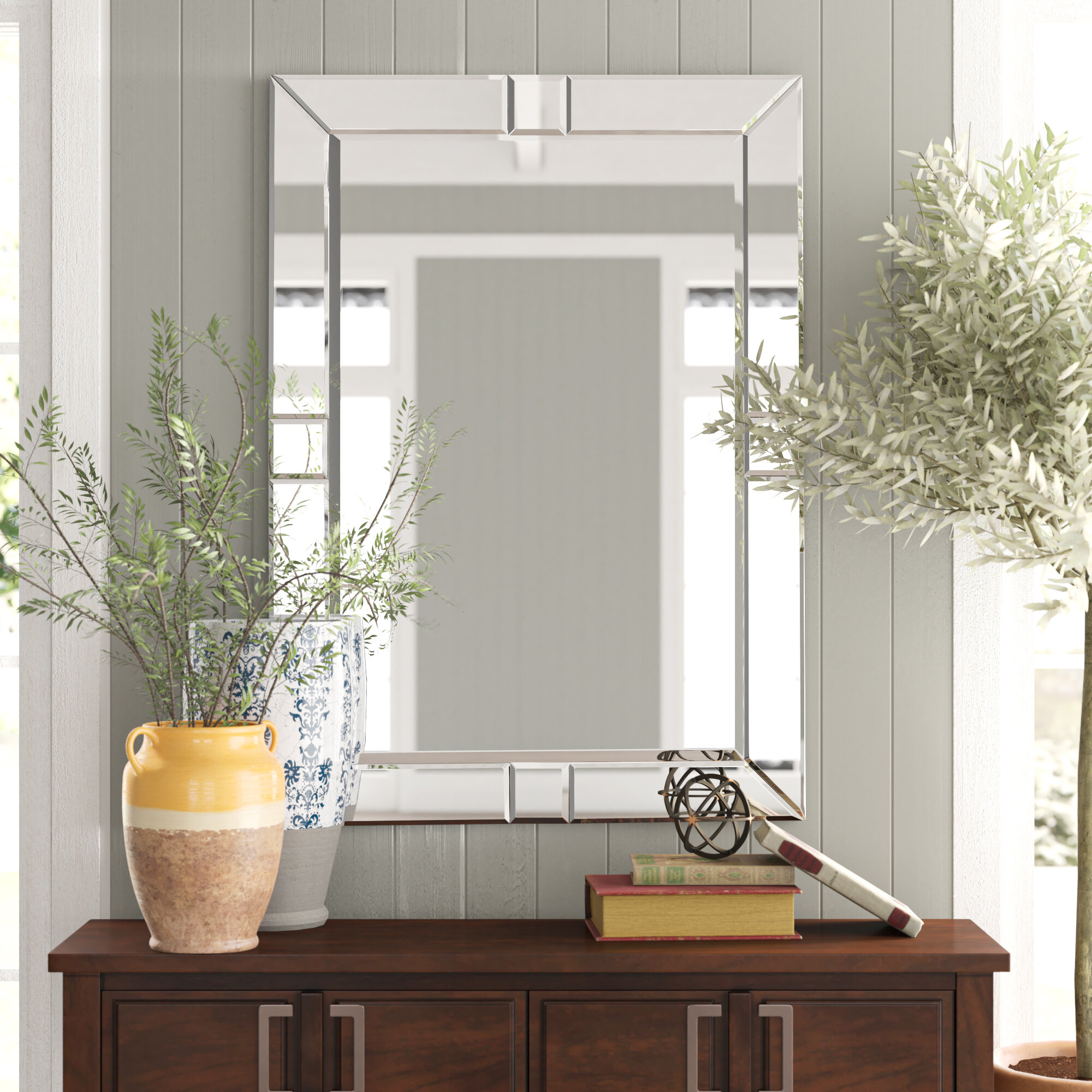Large Oversized Wall Mirrors Wayfair