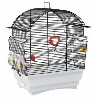 Camren Top Birdcage with Removable Tray by Archie & Oscar