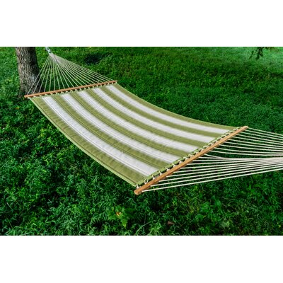Barbieri Mossy Sunbrella Quilted Double Tree Hammock by Darby Home Co Best