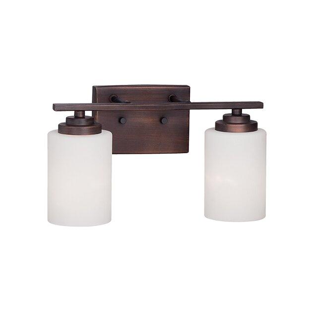 Andover Mills Hester 2-Light Vanity Light