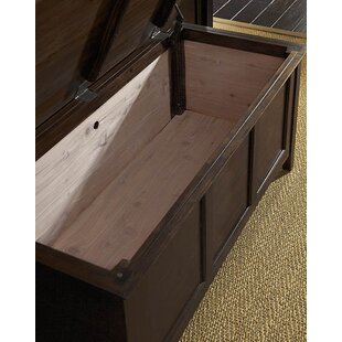 Darby Home Co Barstow Cedar-Lined Blanket Trunk