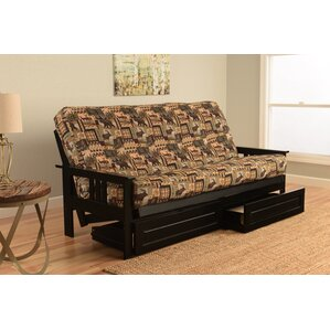 Monterey Futon and Mattress by Kodiak Furniture