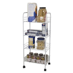 4-Tier Kitchen Cart