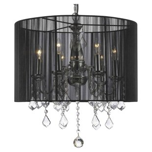 House of Hampton Junkins 6-Light Chandelier