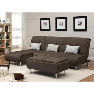 Price comparison Lawrence Hill Sleeper Configurable Living Room Set by Latitude Run Reviews (2019) & Buyer's Guide