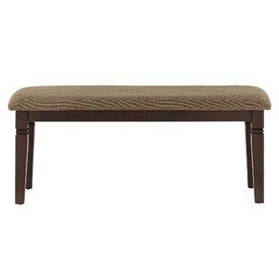 Danielsville Upholstered Bench by Charlton Home