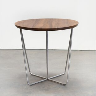 Hagerty Marco End Table by Ivy Bronx