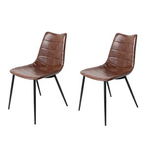Sheree Brown Dining Chair (Set of 2) by 1..