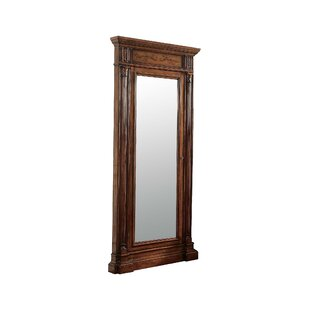 Radele Jewelry Armoire with Mirror