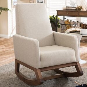 Nola Rocking Chair by Viv + Rae