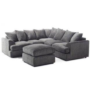 Bellaire Reversible Corner Sofa By Brayden Studio