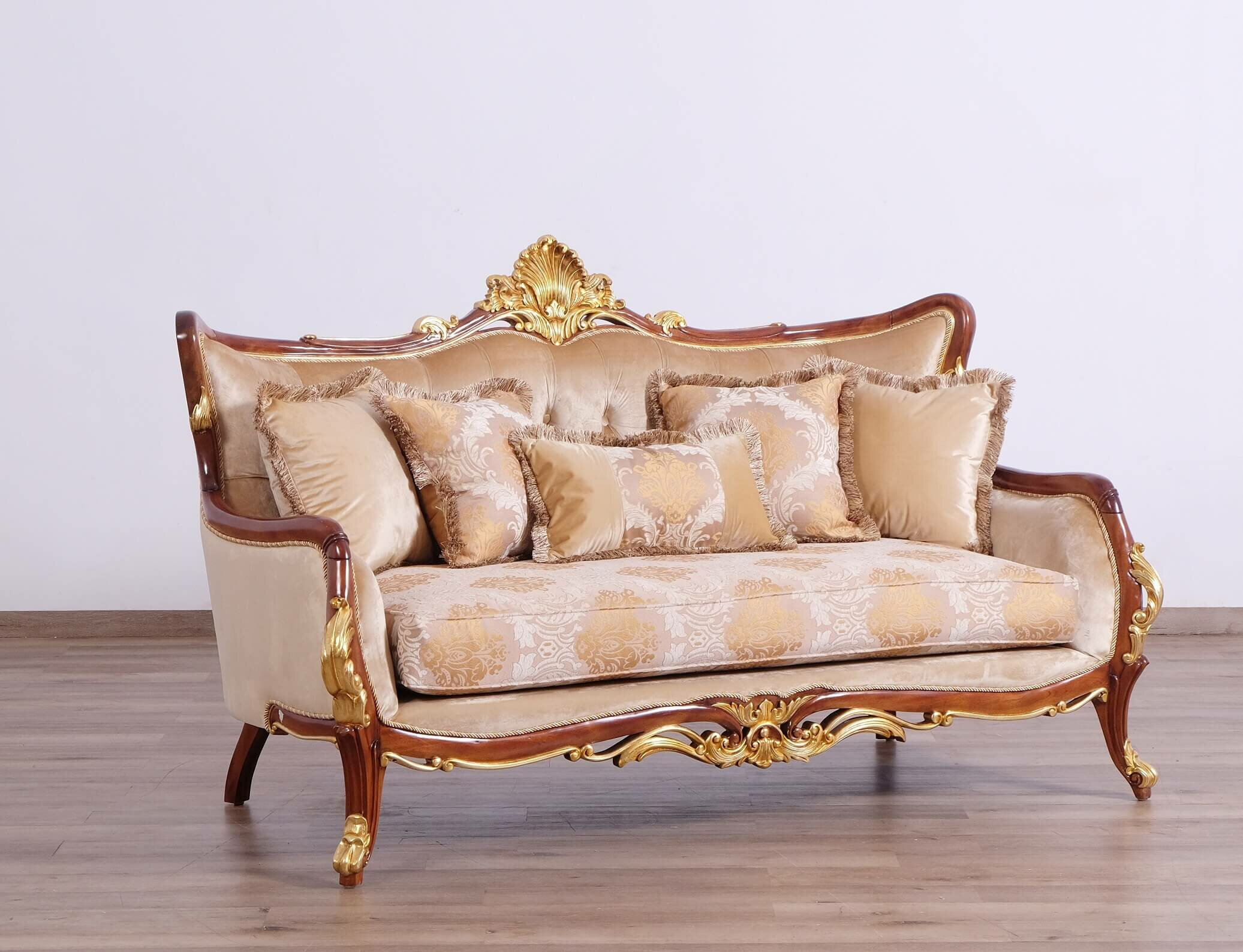 Astoria Grand Pisani Ii Loveseat Wayfair