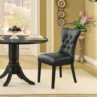 Pineda Contemporary Dining Side Chair by Latitude Run Cheap