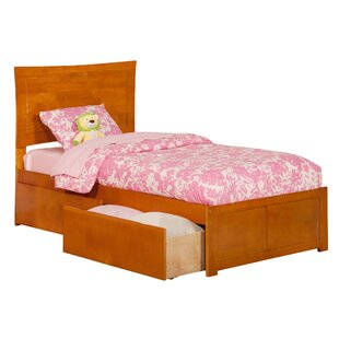 Premont Twin Mate's & Captain's Bed with Drawers