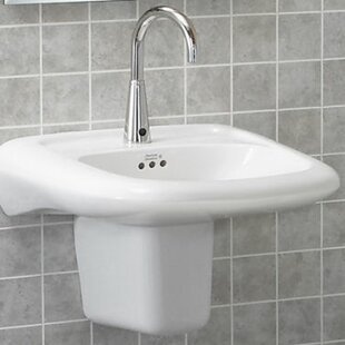 American Standard Selectronic Bathroom Faucet Less Handle