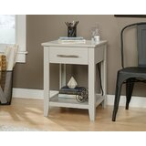 Peconic End Table with Storage by Latitude Run