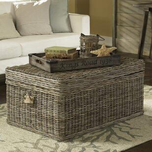 Kubu Lift Top Coffee Table with Storage