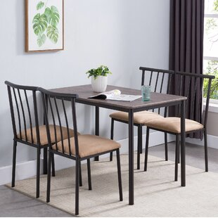 Stclair 5 Piece Dining Set Winston Porter