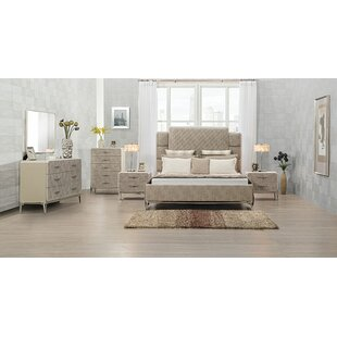 Ozan Platform Configurable Bedroom Set