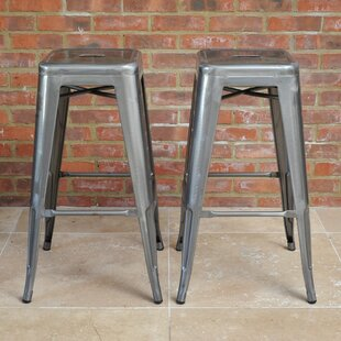 Waldenburg 77cm Bar Stool Set (Set Of 2) By Williston Forge
