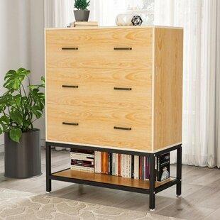 Platz 3 Drawer Dresser
