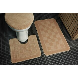 Find the perfect Sheppton 3 Piece Bath Rug Set By Red Barrel Studio