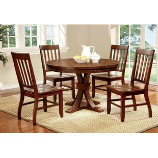 Florencio 5 Piece Dining Set Andrew Home Studio