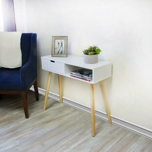 Crowther Left Drawer Console Table By George Oliver