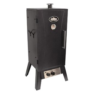 Outdoor Propane Smoker and Grill by Smokehouse Products