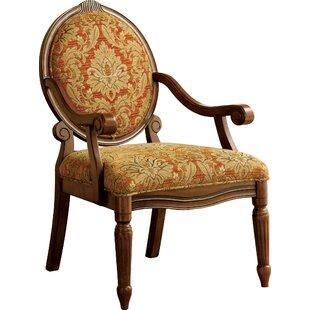 Alcrest Armchair by Astoria Grand