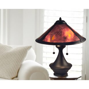 Read Reviews Chalton Mica 20 Table Lamp By Springdale Lighting