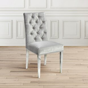 Maximus Upholstered Dining Chair (Set Of 2) by Uptown Club Purchase