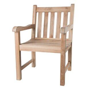 Arbora Teak London Teak Patio Chair