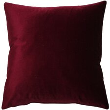 velvet throw pillows