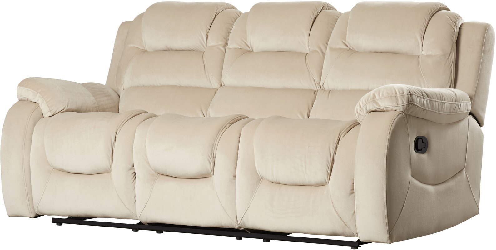 luxe sofa of power dump reclining recliner the lawrence dual furniture picture inch