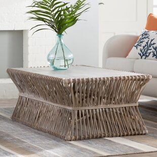 Best Reviews Delilah Coffee Table By Beachcrest Home