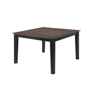 Altamirano Counter Height Solid Wood Dining Table