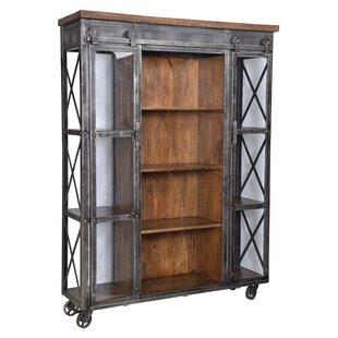 Comparison Hessler Standard Bookcase by Loon Peak