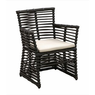 Venice Patio Dining Chair with Cushion
