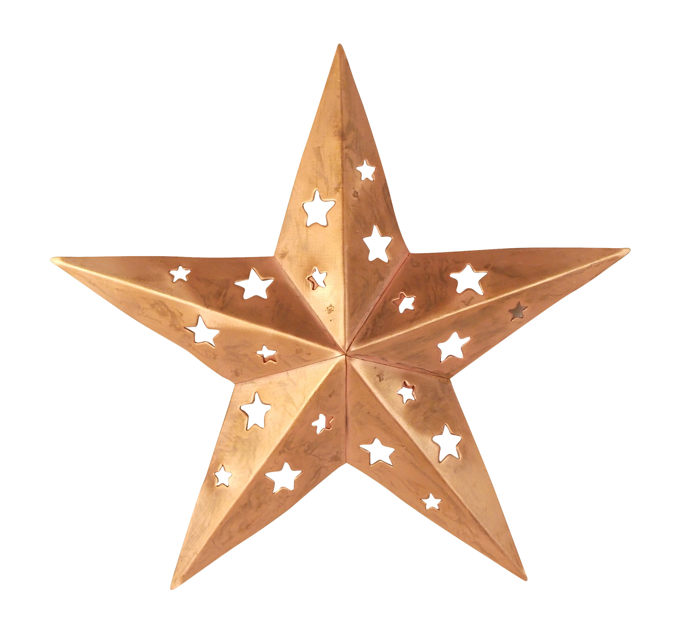 Craft Outlet Star Wall Décor With