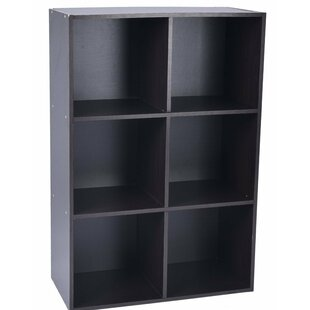 Fagan Decorative Storage 6 Cube Unit Bookcase By Ebern Designs