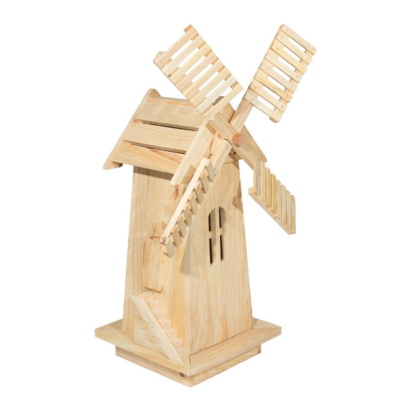 Shine Company Inc. Lawn Windmill & Reviews | Wayfair