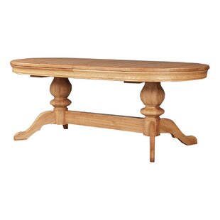 Sophia Extendable Dining Table By Union Rustic