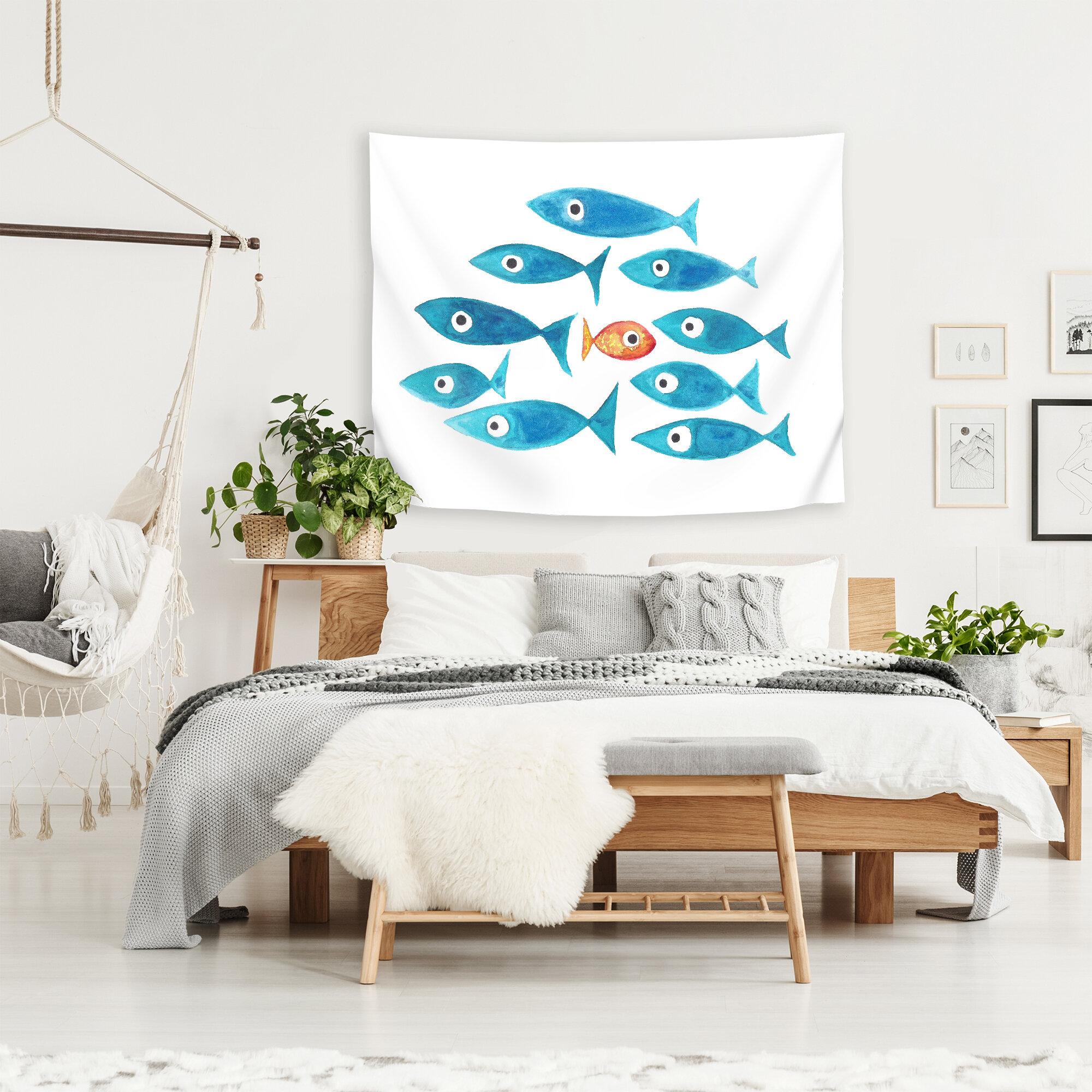 East Urban Home Microfiber T J Heiser Tapestry Wayfair